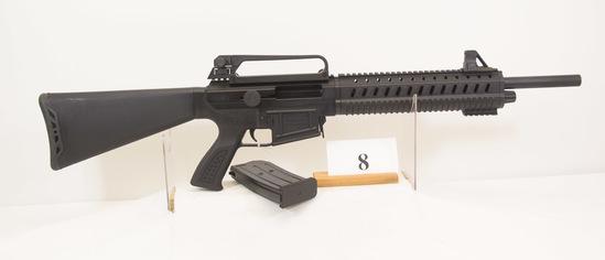 PW Arms Inc, Model AR12, Semi Auto Shotgun,