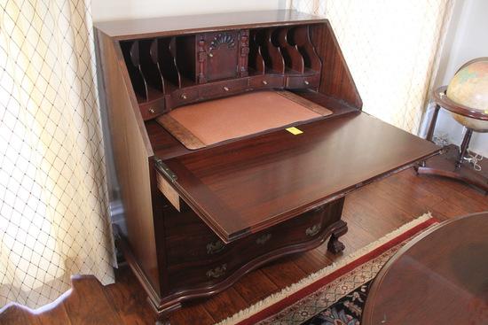 Vintage Writing Desk