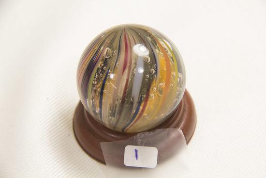"Swirl 1 1/2"" Marble"