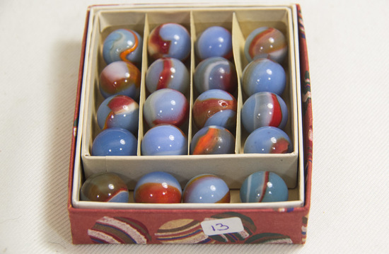 Box 20 of Marbles