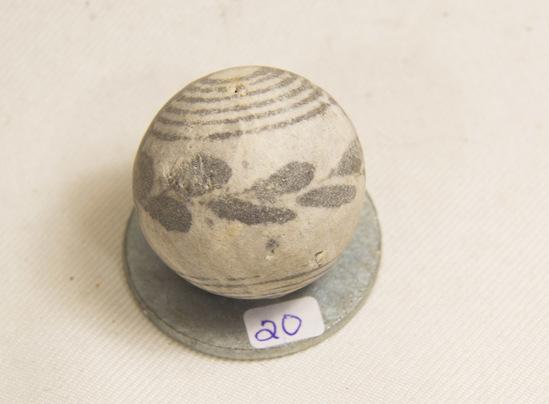 "Stone 1 1/2"" Marble"