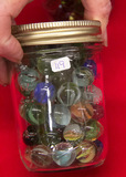 Extra Small Jar Marbles