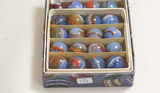 Box of 20 Small Marbles