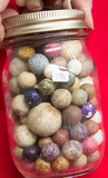 Small Stone Marbles