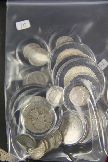 $6. Face 90% Silver