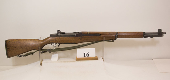 Winchester, Model M1 Grand, Semi Auto Rifle,