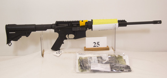 DPMS, Model A-15, Semi  Auto Rifle, 223 cal,