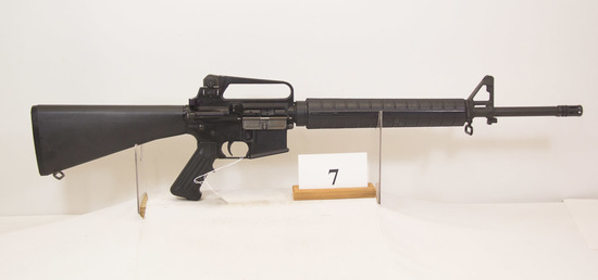 P.W.A. Model Commando, Semi Auto Rifle,