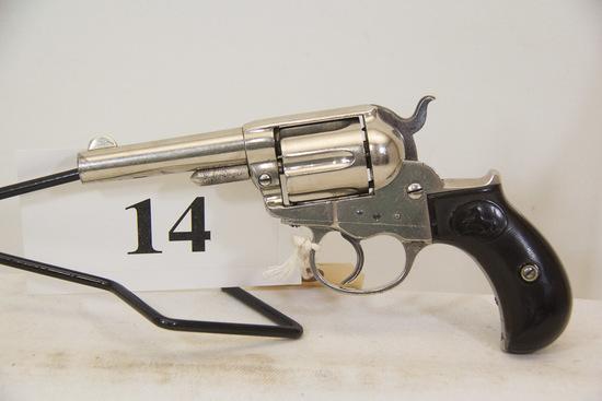 Colt, Lighting, Revolver, 38 Long Colt cal, First