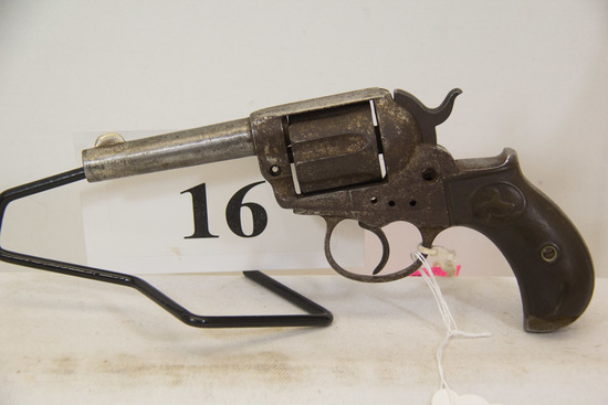 Colt, Lighting, Revolver, 1878, None Working,