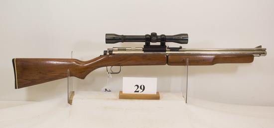 Sheridan, Silver Streak, Air Rifle, 5 mm cal,