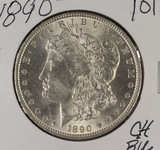 1890 - MORGAN DOLLAR - CH BU