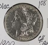 1900-O/CC MORGAN DOLLAR - CH AU