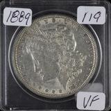 1889 - MORGAN DOLLAR - VF