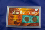 TWO CENTURIES OF INDIAN HEAD CENTS 1893 - 1905