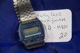 EARLY CASIO - MULTI FUNCTION LED WRISTWATCH - 1980