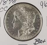 1878-CC MORGAN DOLLAR - BU