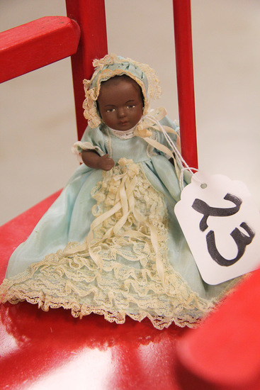 """5"""" Reproduction Black Baby"""
