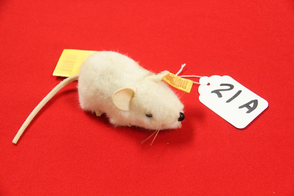 Steiff Mouse, Fiep