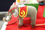 German Steiff Circus Gray Elephant