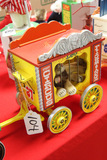 German Steiff Circus Wagon with Lion