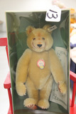 German Steiff Dicky Bear in Box