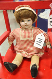Composition Baby Doll All Original
