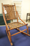 Antique Child Rocker