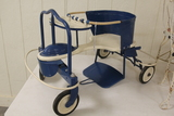1950's Metal Childs Walker/Stroller, Missing