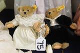 German Steiff Small Flower Girl and Ring Bearer