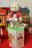 German Steiff Snack Bear with Box
