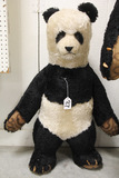 German Steiff Small Panda Bear 40