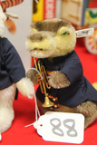 German Steiff Band Alligator Trombone