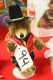 German Steiff Ring Master Bear