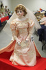 """24"""" Bisque French Fashion Doll, Leather Body,"""