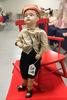 """22"""" Wooden USA Jointed Schoenhut Boy Doll"""