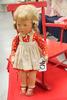 "18"" German Kathe Kruse Girl Doll All Original"