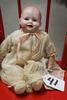 "13"" German Bisque Bonnie Babe  Doll By"