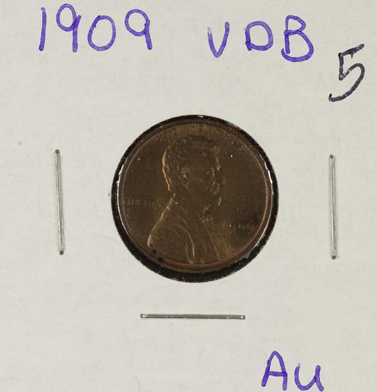 1909 - VDB LINCOLN CENT - AU