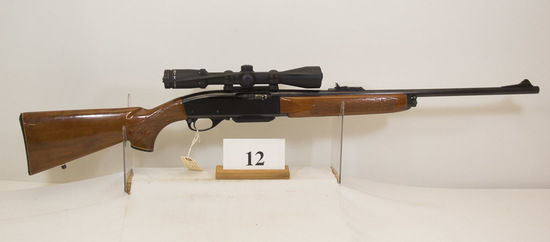 Remington, Model 742, Semi Auto Rifle, 30-06