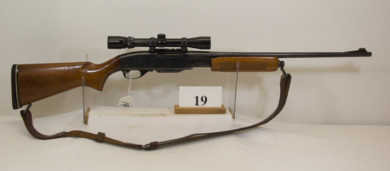 Remington, Model 760, Pump Rifle, 308 cal,