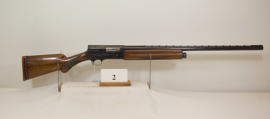 Browning, Model A-5, Semi Auto Shotgun, 12 ga
