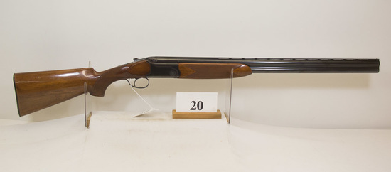 Richland, Model 808, Over Under Shotgun, 12  ga,