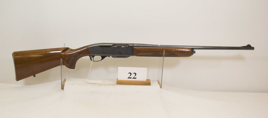 Remington, Model  740, Semi Auto Rifle, 30-06