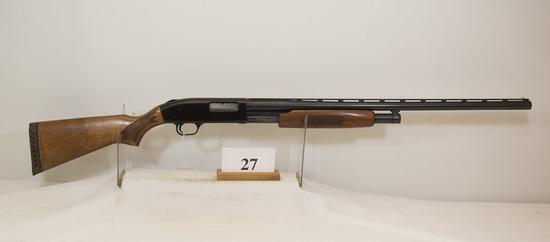 Mossberg, Model 500A, Pump Shotgun, 12 ga,