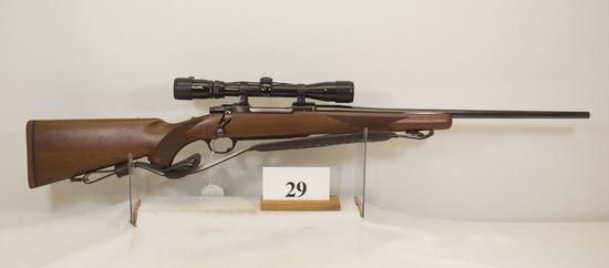 Ruger, Model 77, Bolt Rifle, 270 cal,