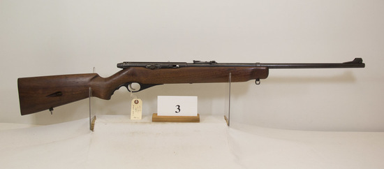 Western Field, Model 488A, Semi Auto Rifle, 22