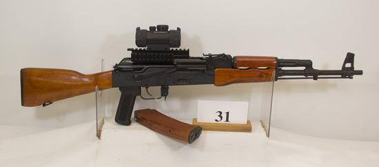 SAR 3, Semi Auto Rifle, 5.56 x 45 mm cal,