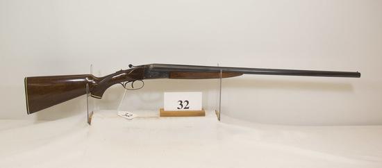 Elbar, Model Animo, Double Shotgun, 20 ga,