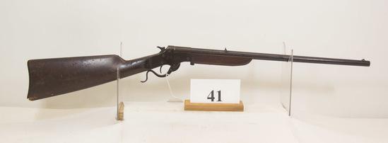 Stevens, Model Marksman-12, Rifle, 32 Short cal,